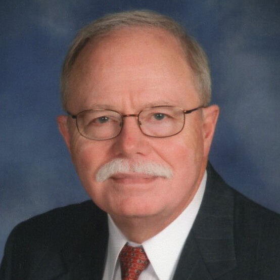 Headshot of John Lahl, Board Treasurer