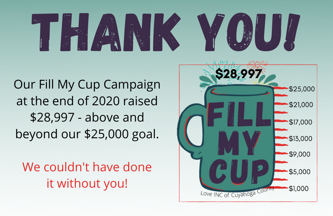 Thank You image for Fill My Cup